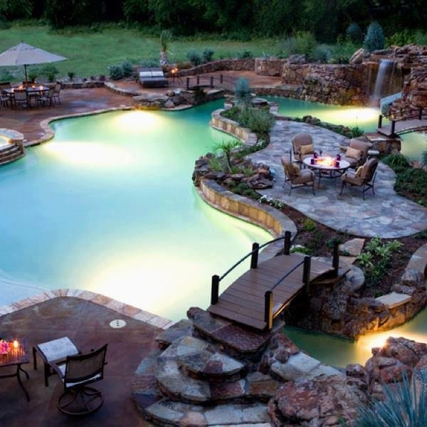 Pool Design Ideas